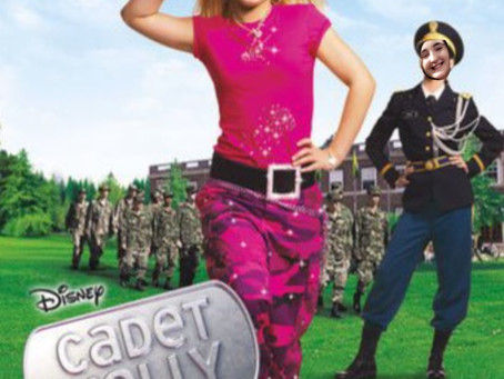 Reviewing Cadet Kelly (2002)