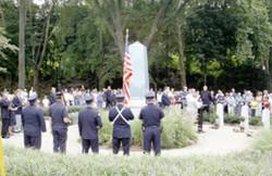 Westfield 911 Memorial