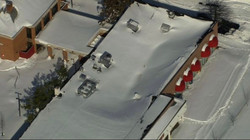 Trader Joes roof collapse