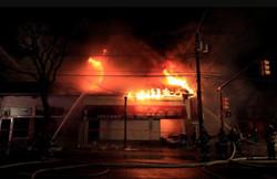 Clyne & Murphy Fire