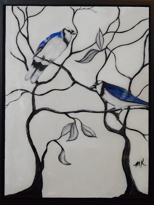 Blue Jays Hunting