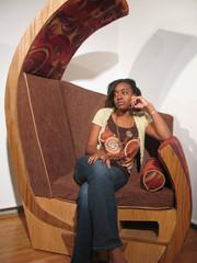 Chair of a Jazz Ensemble