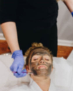 Congratulations to our FREE facial winne