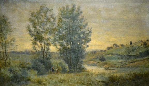 """""""Barbizon Landscape"""""""