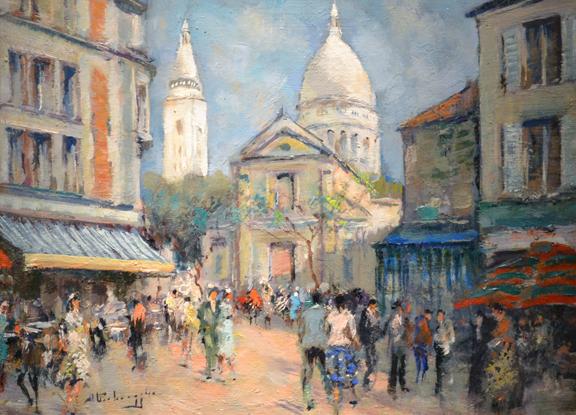 """""""Sacré-Coeur, Paris"""""""