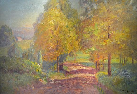 """""""Indiana Landscape"""""""
