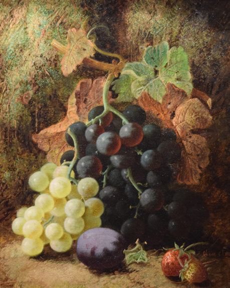 """Grapes & Wild Strawberries"""