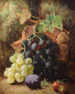 """Grapes & Wild Strawberries"""