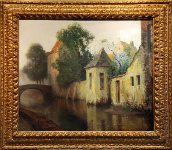 """""""Bruges Canal"""""""