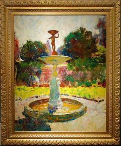 """""""The Garden Fountain"""""""