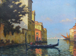 """""""The Gondolier"""""""