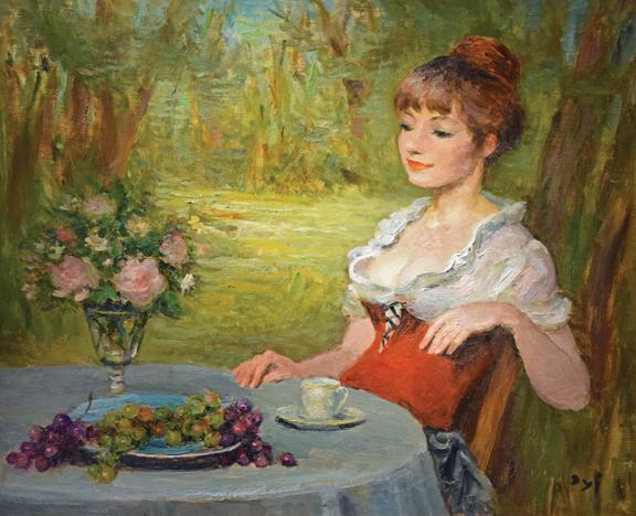 """""""Le Café de Claudine"""""""