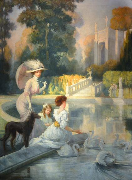 """Royal Swans"""