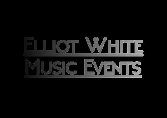 Elliot White Musc Events Logo