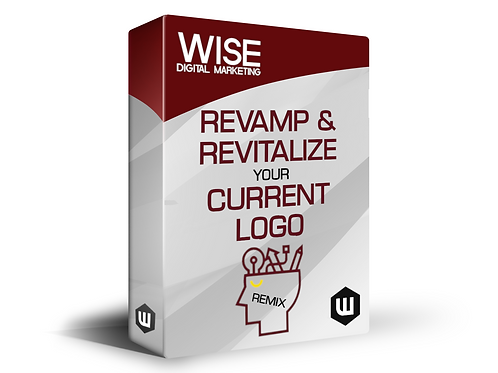 Revamp and Revitalize Your Current Logo