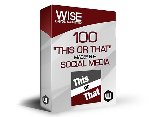 "100 Visually Engaging ""This Or That"" Social Media Images"