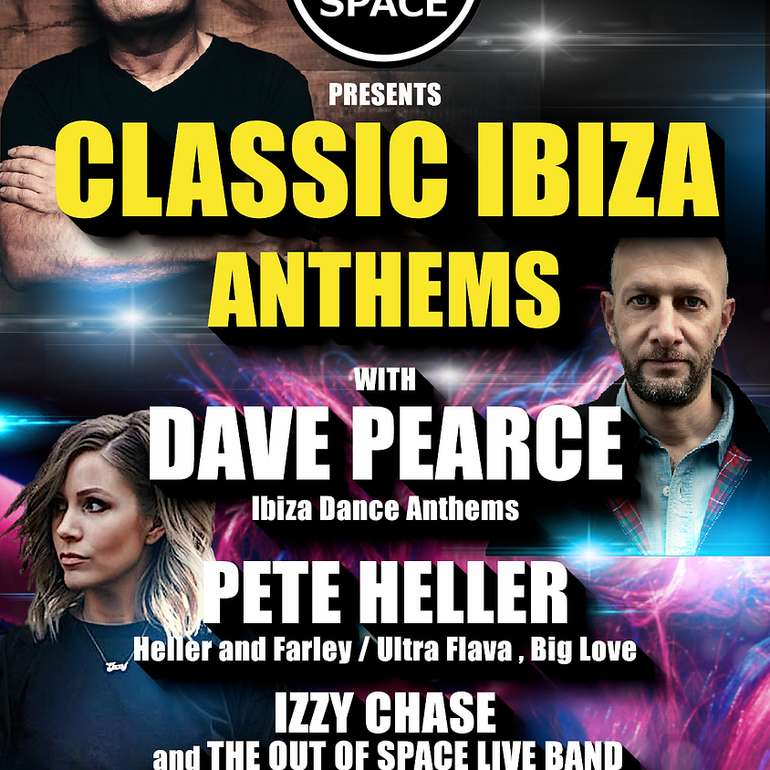 Ibiza Classics with Dave Pearce & Pete Heller