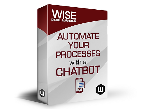 Custom Website Chatbot To Help You Convert Browsers To Buyers!