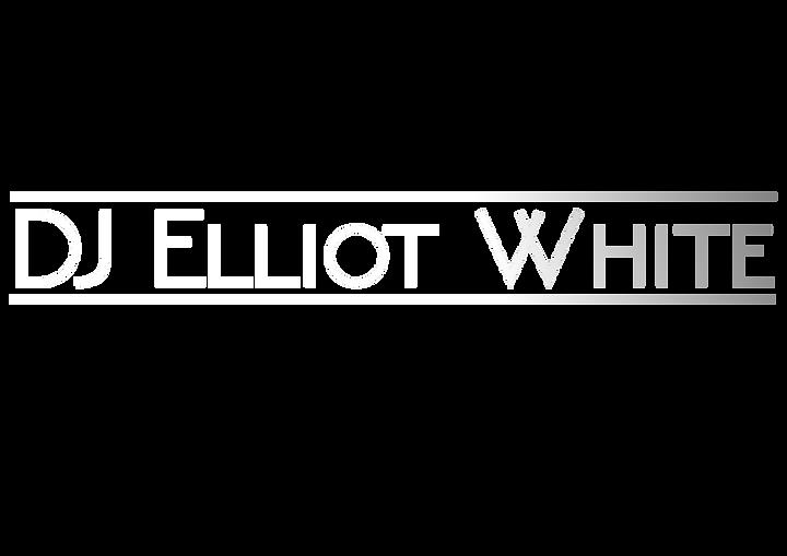 Dj Elliot White Logo