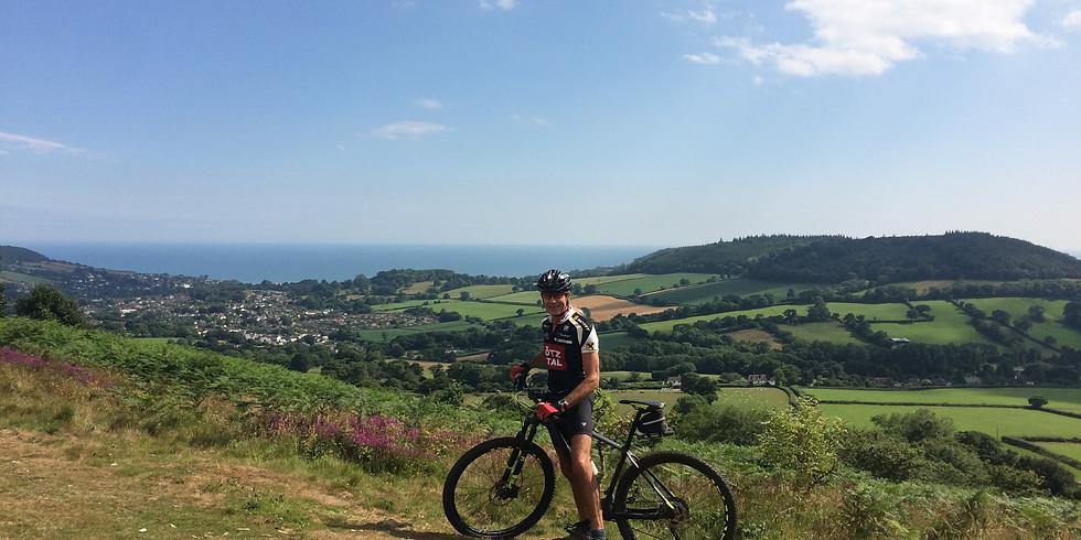 East Devon Discovery Mountain Bike weekend