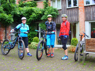 Guided mountain bike weekends & rides in Devon: October & November 2017