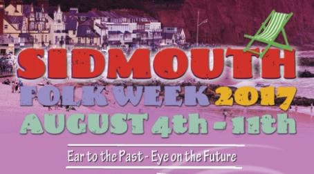 Bring your bike to Sidmouth Folk Week