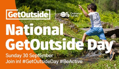 What are you doing on National GetOutside Day 2018?