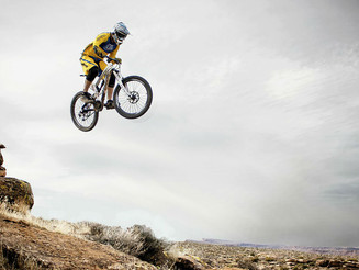 Why you don't have to be an adrenaline junkie to enjoy mountain biking