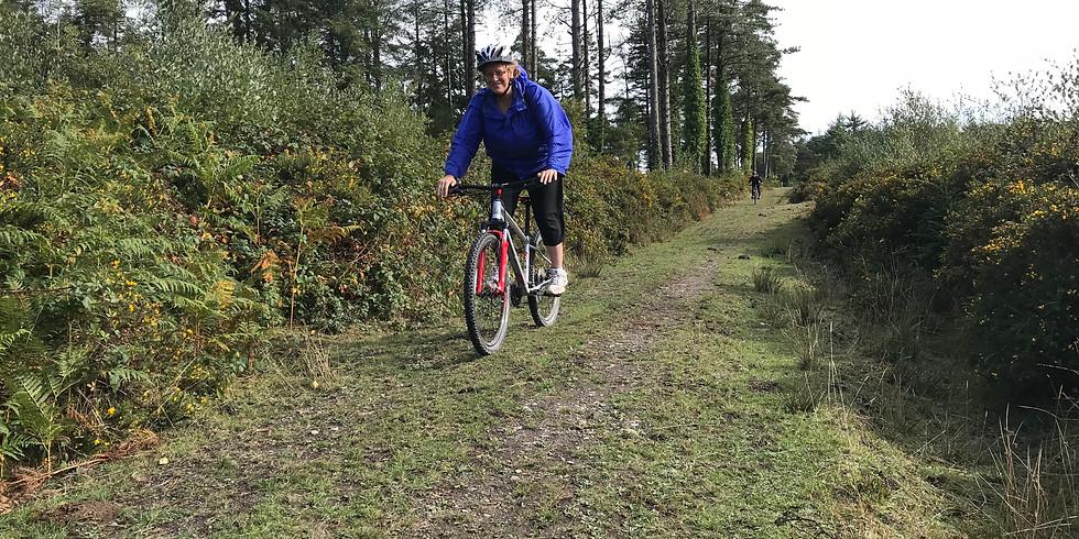 Women's mountain bike ride: Beginners welcome