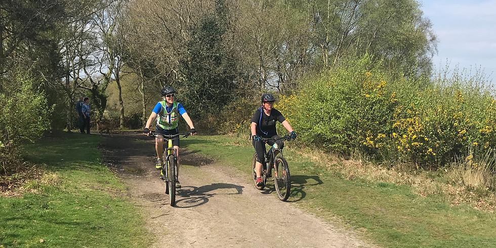 Women's mountain bike ride: beginners and novice