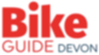Bike Guide Devon Text Logo