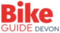 Bike Guide Devon Text Logo