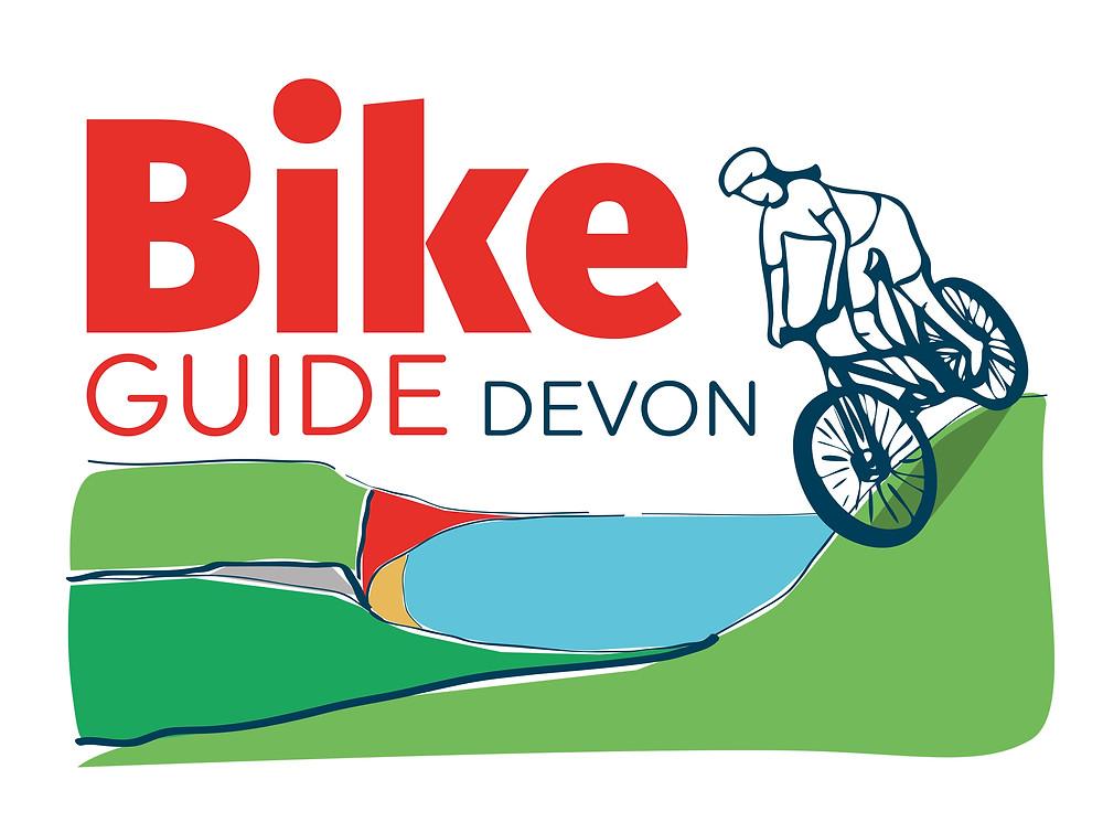 Bike Guide Devon logo