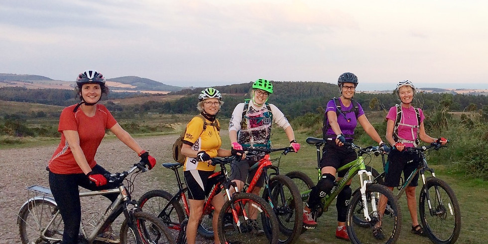 Women's MTB ride: Intermediate