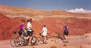 Mountain biking holiday, Morocco