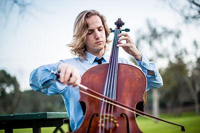 Connor Bogenreif || Cellist
