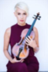 Madeline Falcone || Violinist/Violist