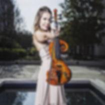 Lacy Rostyak || Violinist/Violist