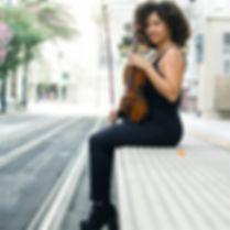 Korina Davis || Violinist