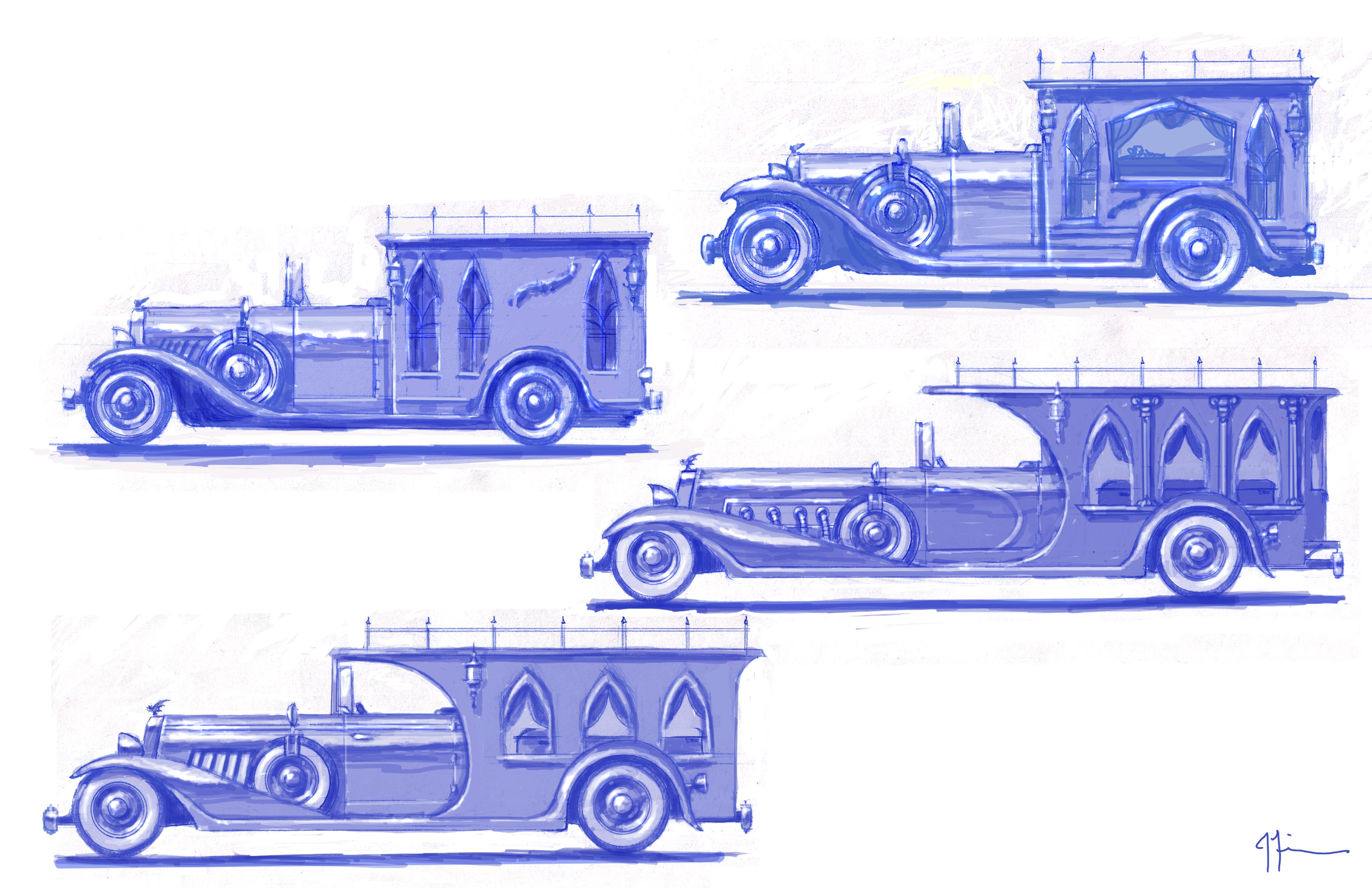 frankenrod4sketches