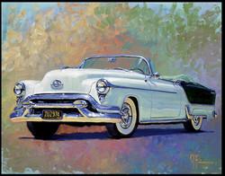 1953 Oldsmobile Fiesta