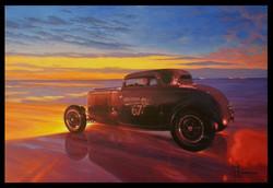 Race Sunset
