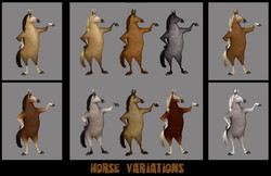horse_variations