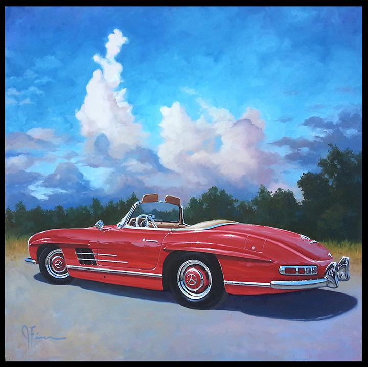 1959 Mercedes 300