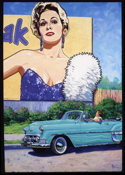 kim novak 1953 chevy