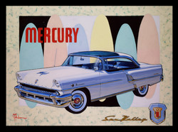 1954 Mercury sunvalley