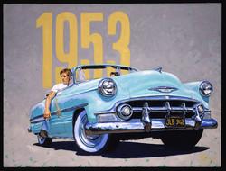 1953 bel-air