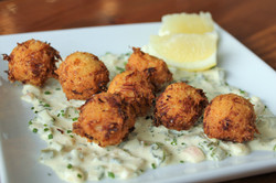 Crab Hushpuppies