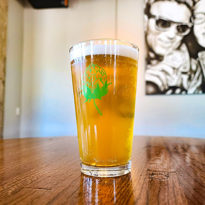HOP BLONDE - Dry Hopped Blonde Ale