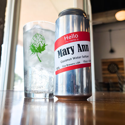 Mary Ann - Coconut Water Hard Seltzer